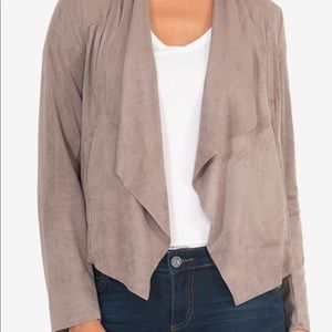 Kut from the Kloth cardigan jacket brown petite